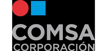 Logo Comsa Corporación